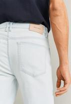 MANGO - Patrick jeans - open blue
