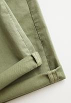 MANGO - Sansh bermuda shorts - khaki
