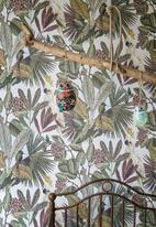 Hertex Fabrics - Amazon wallpaper roll - summer