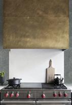 Hertex Fabrics - Palm beach wallpaper roll - scuba