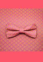 Urban Hound Social - Bow-wow-tie - pink