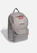 adidas Originals - Street modern backpack - grey