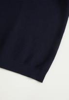 MANGO - Mieres sweater - navy