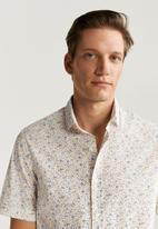 MANGO - Liber-h  shirt - white