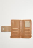 Pierre Cardin - Tory wallet - tan