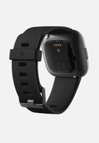 Fitbit - Fitbit versa 2 - black/carbon