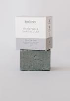 be.bare - Top To Toe Shampoo Bar