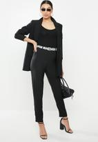 Missguided - Cigarette trouser - black