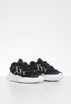 adidas Originals - Ozweego c - black/sgreen/onix