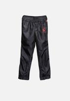 POLO - Boys Bruce active jogger - red & black