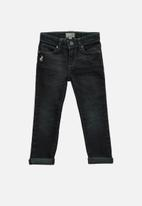 POLO - Boys Connor tinted slim fit jean - blue