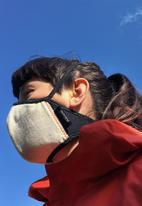 Sealand - Sealander mask - natural & black