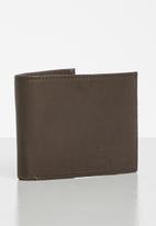 Quiksilver - Minimack wallet - brown