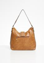 Pierre Cardin - Tory shoulder bag - brown