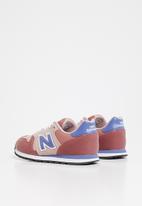 New Balance  - Kids classic 373 - pink