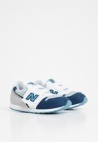 New Balance  - Infants iz996 v2 sneaker - cadet blue