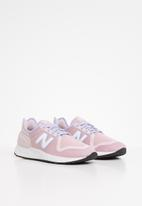 New Balance  - Girls 247 v3 sneaker - pink