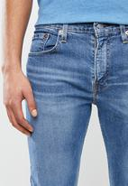 Levi's® - 512™ slim taper the banks adv jeans - blue