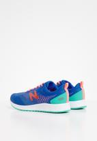 New Balance  - Boys arishi sneaker - blue & pink