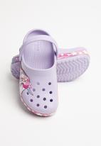 Crocs - Unicorn band clog - purple