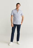 MANGO - Yoko shirt - multi