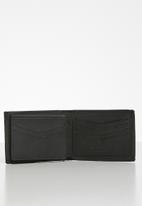 Quiksilver - Acktor trifold wallet - black