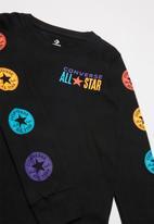 Converse - Converse boys all star ctp sleeve - black