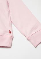 Levi's® - Levi key item logo crew - pink
