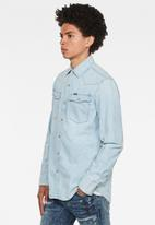 G-Star RAW - 3301 shirt - blue