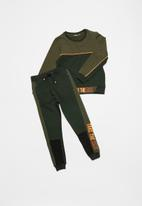 name it - Soho sweat pants - khaki