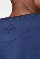 G-Star RAW - Max pocket sweat - imperial blue