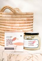Naturals Beauty - White Sugar Scrub