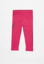 """Nike - Nkg """"have a nice day"""" legging - pink"""