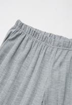 Rebel Republic - Girls sleepwear set - grey melange