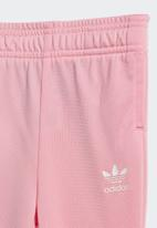 adidas Originals - Big trefoil tracksuit - pink