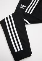 adidas Originals - Trefoil pants - black & white