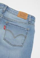 Levi's® - Lvg 711 bleach out skinny jean - blue
