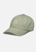 Converse - Washed tonal chuck patch - green