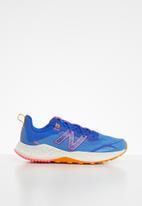 New Balance  - Kids trail nitrel - blue & pink