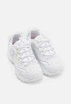 Skechers - D'lites - white