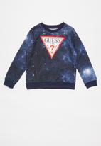 GUESS - Active top - blue