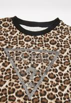 GUESS - Printed active top - multi