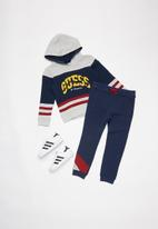 GUESS - Active pants - navy