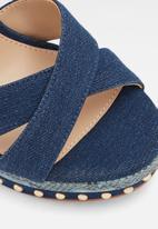 ALDO - Hugs heel - blue