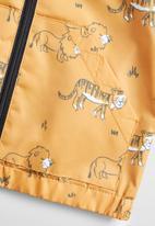 MANGO - Jacket chus6 - yellow