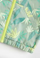 MANGO - Jacket chus - green