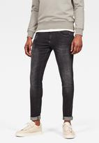 G-Star RAW - Revend skinny elto superstretch jeans - medium aged faded