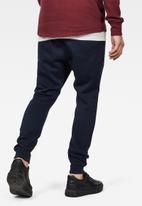 G-Star RAW - Premium type c sweatpants - blue