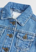 MANGO - Jacket Diego - blue