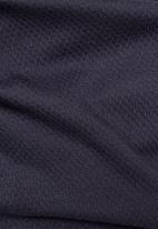 G-Star RAW - Jirgi zip r t long sleeve - navy